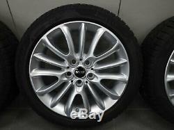 17 Inch Wheels D'hiver Original Mini Clubman F54 Wheels Rims 519 6856047 (c3)