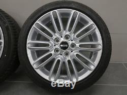17 Inch Wheels On Summer Original Mini Cooper F55 F56 F57 Alloy Wheels 500