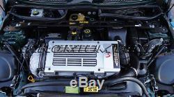 2001-2006 Mini Cooper Mk1 / O / One R50 R53 Aluminum Tailgate Bar Before Shock