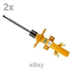 2 Bilstein B6 Sport Front Shocks 22-245038 / 22-245021 For Mini Mini Mini M