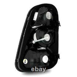2 Rear Lights Mini R50 R52 R53 6/2001 7/2004 A Driver & Passenger White