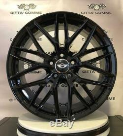4 Alloy Wheels Compatible Mini Countryman Cooper Paceman 2017 One 18