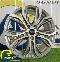 4 Bmw Original Alloy Wheels From 18 X Mini Cooper D Sd One Clubman