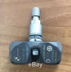 4 Mini Bmw Tire Pressure Sensors Rdk 433 Mhz 1 3er 5er 6er Z4 6781847