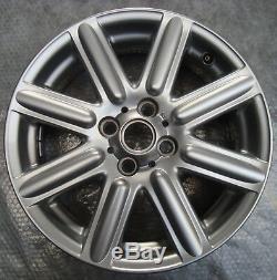 4 Mini Rib R115 Spoke Wheels, Alloy Wheels 6.5j X 16 Et48 R55 R56 R57 R58