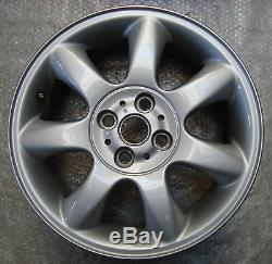 4 Mini Spoke Deck 94 Alloy Wheels 6.5j X 16 Et48 R50 R52 R53 R55 6775684