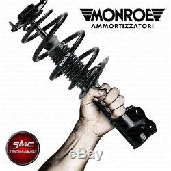 4 Monroe Mini Shocks (r50, R52, R53) Cooper One (front + Rear) Gas