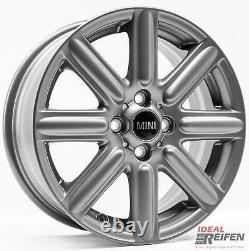 4 Original Mini R56 2005-2010 16 Inch Wheels 6791941 Spoke 6,5x16 Et48 Tm