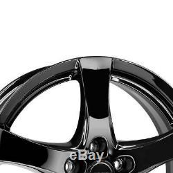 4 Rims Borbet F 6.5x16 5x112 Et38 Sw Mini Cabrio Cooper Countryman One