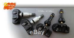 4 Tpms Pressure Sensors For Mini Countryman 2017 Auto Relearning