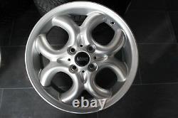4x Original Mini One D Cooper Clubman 6.5jx 16 Inch Rims 6791942 And48 4x100