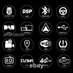 8-core Android 10.0 Carplay Autoradio Dsp Dab-gps Wifi Bluetooth Bmw Mini Cooper