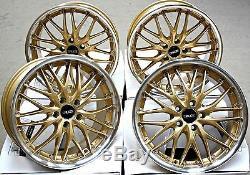 Alloy Wheels 18 Cruize 190 For Pg & Mini Cooper S2014
