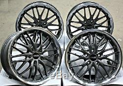 Alloy Wheels 18 Cruize 190 Gmp For Bmw X1 F48 2 Series Tourer