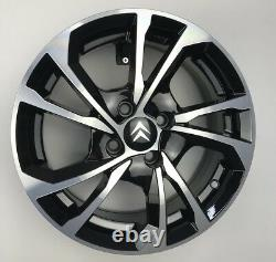 Alloy Wheels Citroen C2 C3 C4 Picasso C5 Ds3 From 15 New Top Super Offer