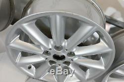 Alloy Wheels Lot Mini Clubman Styling F54 518 Wind Spoke 17 Inch