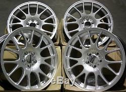Alloy Wheels X 4 18w Dare Ch For Bmw E36 1 Series Mini Paceman Jc R60 R61