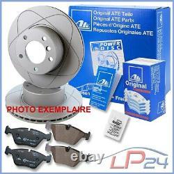 Ate Power Discs+rear Brake Plates Mini R50 R53 R52