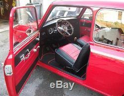 Austin-cooper One-two-1 Mini Model Door Panel Set
