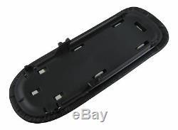 Black Leather Cover For Original Armrest Central Mini R50 R52 R53 R56