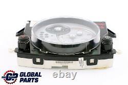 Bmw Mini Cooper One R50 R52 R53 Instrument Ensemble Chrono Package 6972085