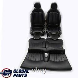 Bmw Mini Cooper One R56 Sport Full Leather Innenitze Black Lounge Session