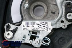 Bmw Mini Cooper R50 R52 R53 New In Black Leather / Alcantara Sport Volant 6762457