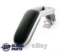 Bmw Mini Cooper R55 R56 R57 LCI Center Console Armrest Black 6954274