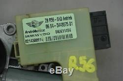 Bmw Mini Cooper R55 R56 R60 R61 Sliding Panoramic Sunroof