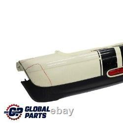Bmw Mini Cooper R56 R57 Shock-receiver Rear Pepper White