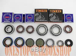 Bmw Mini One / Cooper 6-speed getrag R50 / 53 Box Bearing Repair Kit