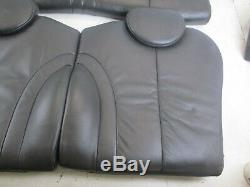 Bmw Mini One / Cooper / S R50 R53 Rear Tail Full Leather Seat Original Used