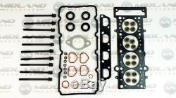Bmw Mini R50 52 53 1.6 2001 2007 Kit Chain Distribution Head Gasket Set