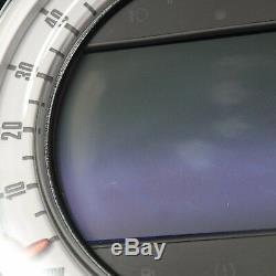 Bmw Mini R55 R56 1 Set Instrument Speedo Navigation Screen 3448226