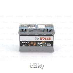 Bosch Starter Battery S5a Barreiros For Audi Bmw Citroen Daf Ford Honda
