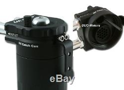 Capture Oil Tank On Oil Recovery Collector Aluminum Black