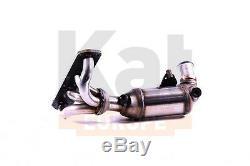 Catalyst Converter Peugeot 207 1.6i 16v Vti 1598 CC 88 Kw / 120 HP Ep6 (5fw) 1/072/11 R