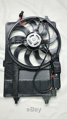Cooling Fan Motor Mini 1.6 (r57, R52, R50, R53) 2003-2006