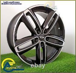 Diva Bd 4 Alloy Wheels 7.5j 18 5x112 Et50 X Mini Cooper One Clubman Country