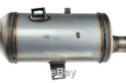 Fap Particulate Filter Citroen C2, C3, C4 1.6 Hdi Peugeot Mini Cooper 1731. In