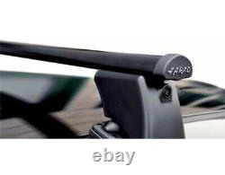 Farad Steel Mini Clubman Roof Bars Since 2016 Without Railing