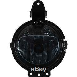 Fog Lamps Set For Mini R55 R56 R57 R58 R59 Year Mfr. Film Smoked 06-13