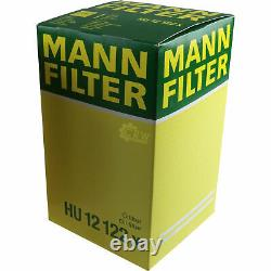 For Bmw Engine Oil 6l Mann Hu Filter 12 122 X 2 Coupe F22 F87 1st Cabriolet