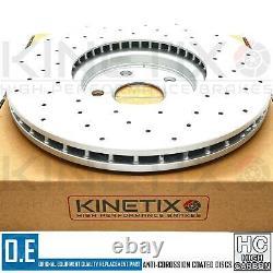 For Mini Cooper F54 F55 F56 F57 F60 Front Brake Apec Pads Sensor 335mm