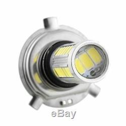For Mini Cooper R50 2004-06 4x H7 33smd Led 12v Fire Anti Fog Beam
