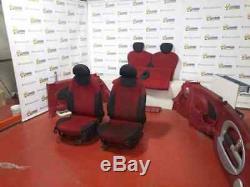 Game Seats Complete Bmw Mini (r50 R53) 2001 010092008023002 59157 135303