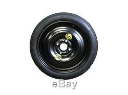 Genuine 2001 2015 New Mini Space Saver Wheel & Tire 15 + Jack & Key