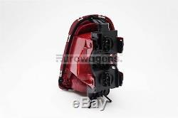 Genuine Bmw Mini Cooper R56 07-09 Transparent Rear Lights Pair Driver