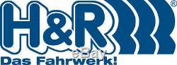H & R Expanding Routes 30 / 30mm Black For Bmw 5er 2er 7er I3 I8 X1 X2 X3