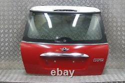 Hayon Box Mini One / Cooper Type R50 / R53 Until 2006